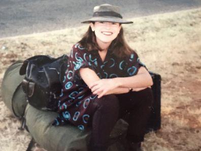Nikki Gemmell road trip