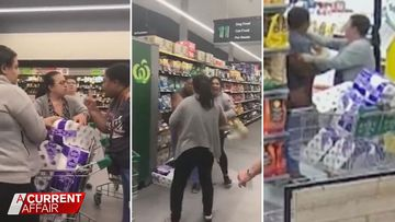 Mother and daughter at centre of toilet paper brawl have convictions flushed