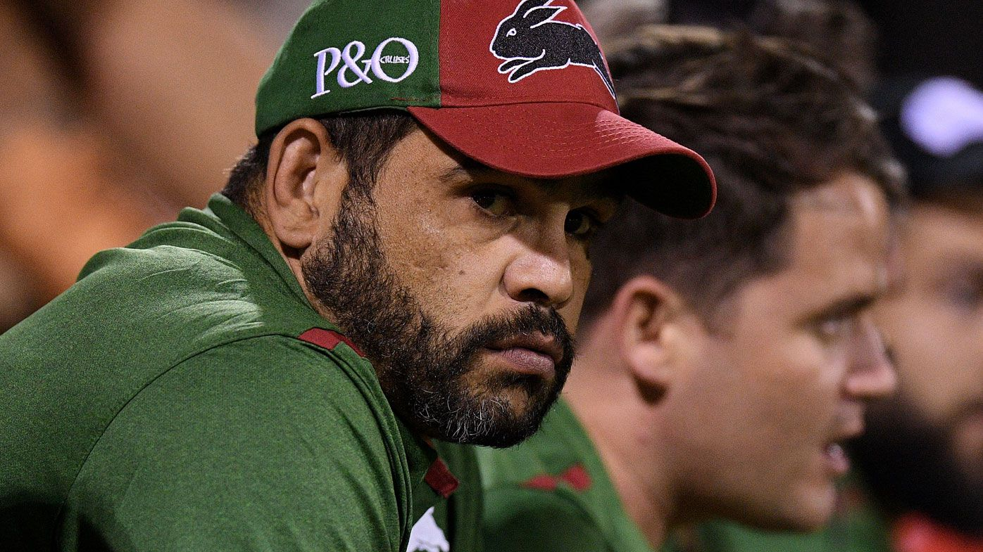 Souths can win a premiership without him: Rabbitohs prepare for Greg Inglis D Day as Cody Walker steps