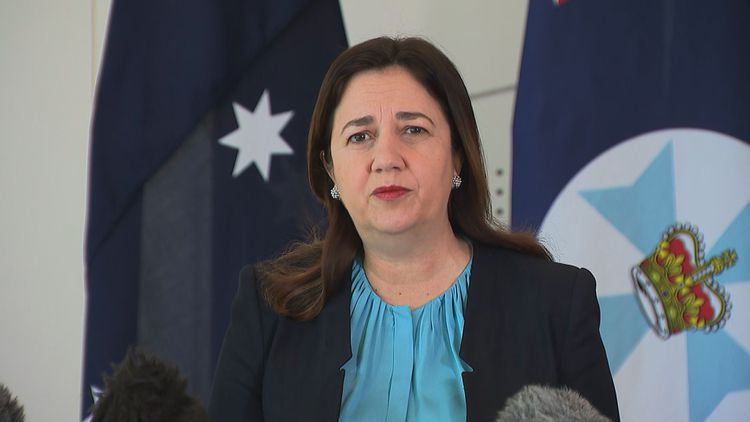 WA expands Queensland border controls after second COVID-19 case
