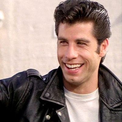 John Travolta as Danny: Then