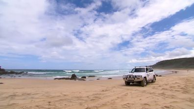 Rainbow Beach 4WD Tour, Noosa