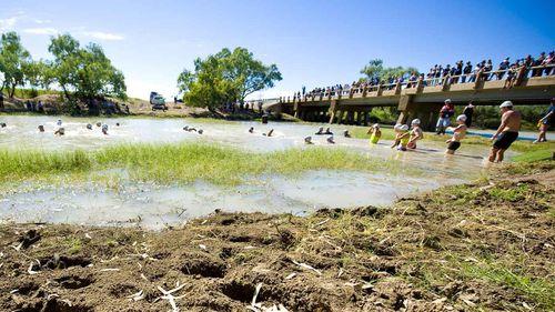 Julia Creek in McKinlay Shire, Queensland. (AAP)