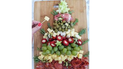 The Christmas cheeseboard cheat