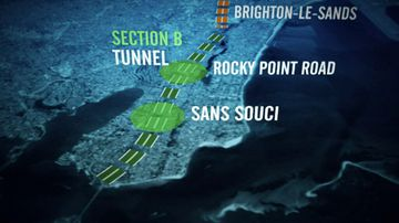 Secret documents reveal Sydney's newest motorway