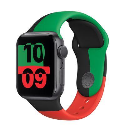 2021: The Apple watch