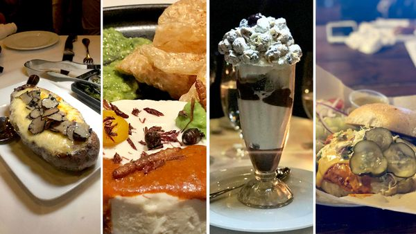 The varied and delicious foods on offer in Houston.
