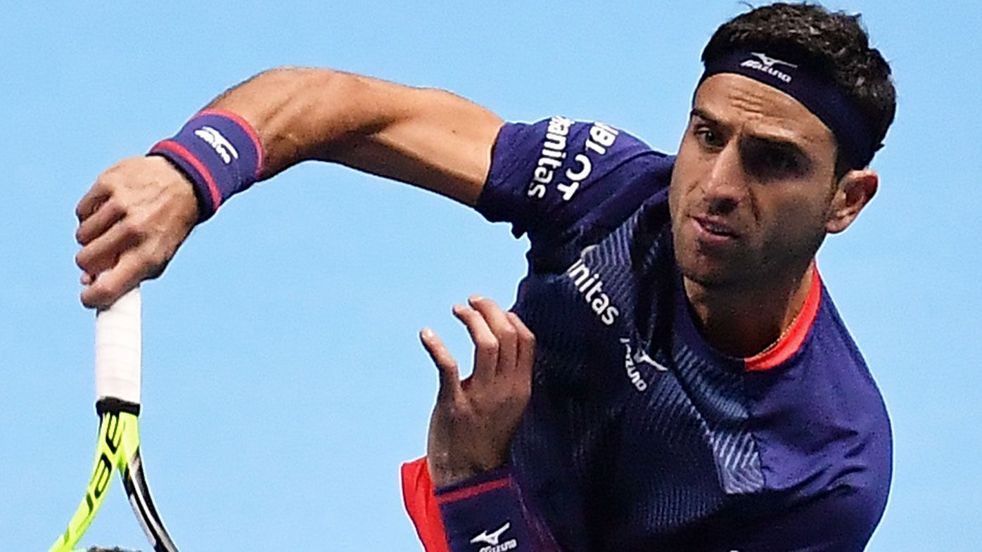 Ranked doubles player Robert Farah tests positive for anabolic steroid