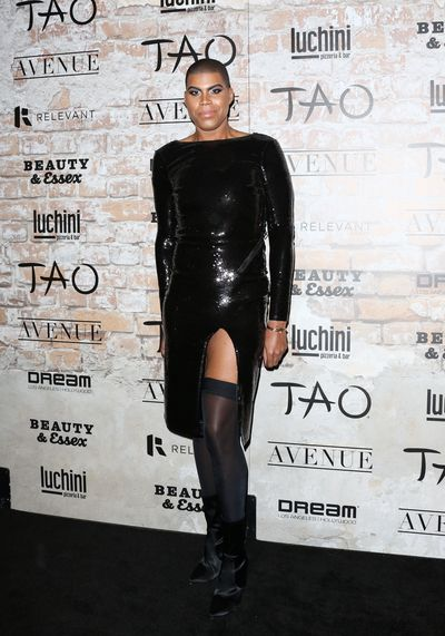 EJ Johnson at the TAO, Beauty and Essex, Avenue and Luchini LA opening on March 16, 2017 in LA