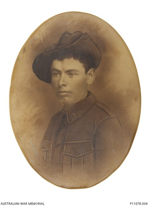 Lance Corporal Richard (Dick) Kirby die while serving his country in WW1. Despite being awarded a Distinguished Conduct Medal, his comrades never knew he was an indigenous Australian.