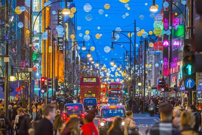 <strong>4. London: The best for beautiful Christmas lights</strong>