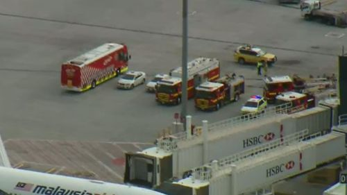 Suspicious packages containing white powder found at Melbourne Airport