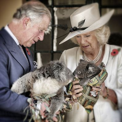 Camilla Duchess of Cornwall makes generous cash donation to Australian bushfires victims