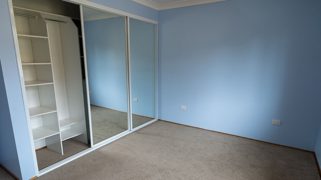 BEFORE: The second bedroom