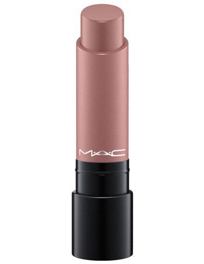<p>MAC Liptensity Lipstick in Soft Lilac Beige, $46</p> <p>&nbsp;</p>