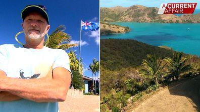 Island residents Australia Day fight back