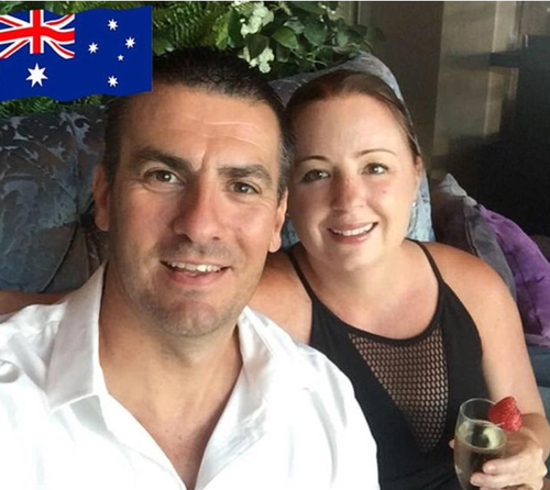 Detective Sergeant Breda has now opened his eyes in hospital and recognised family members, but his condition remains serious. (9NEWS)