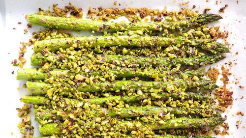 The amino acid Asparagine, found in asparagus, has been linked with cancer tumour growth.