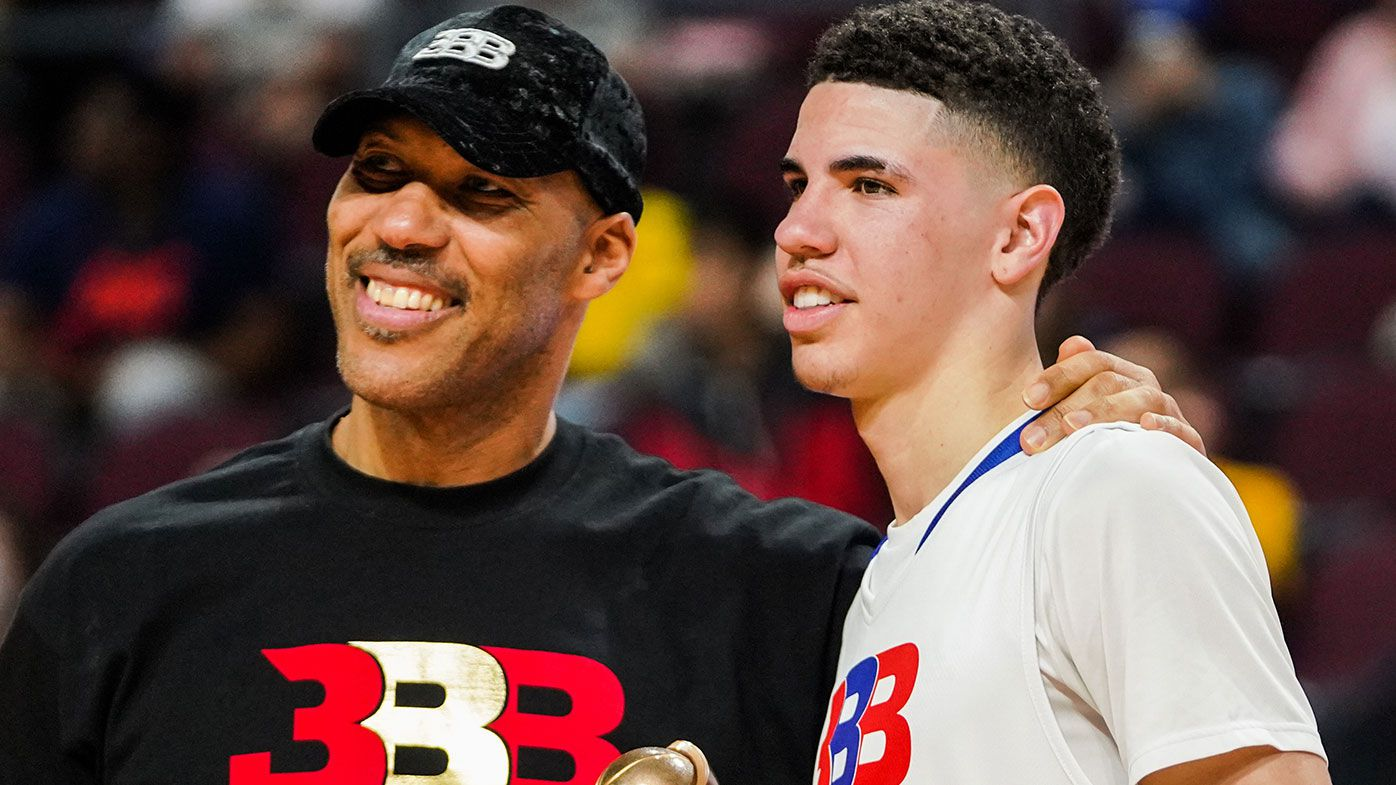 EXCLUSIVE: LaVar Ball hits back at critics of his parenting of basketball prodigy sons