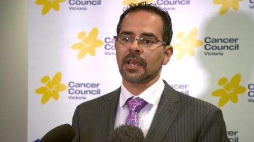 Doctor Ahmad Aly worked with the Cancer Council on the campaign.