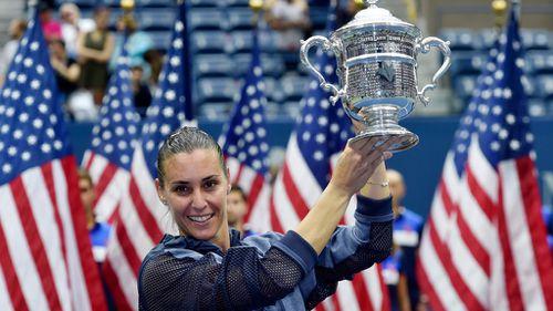 Italian Flavia Pennetta announces retirement after winning US Open final
