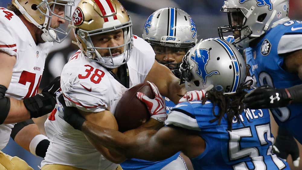 New 49ers coach 'excited' by Hayne