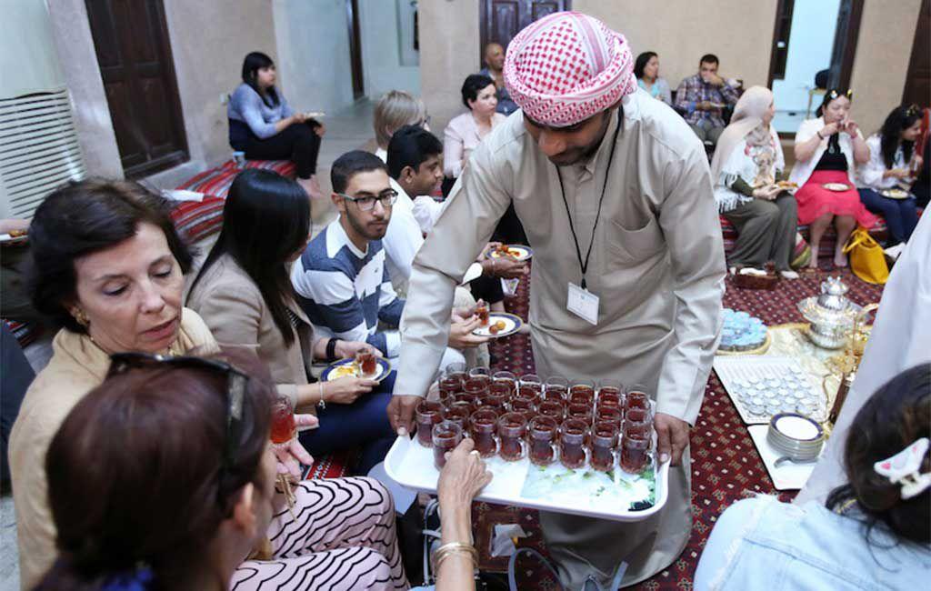 Dubai Cultural Centre Breakfast