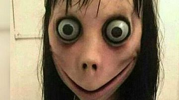 The 'Momo Game' is a new dangerous trend sweeping messaging service WhatsApp. (Picture: Supplied)