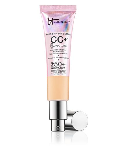 IT Cosmetics CC Plus Illumination Cream SPF50+, $58.