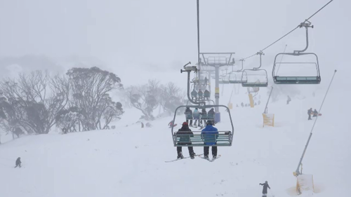 Perisher has opened up extra lifts and terrain. (Perisher)