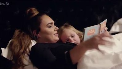 Tamara Ecclestone defends breastfeeding 3-year-old