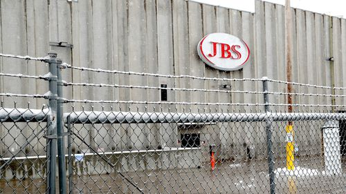 JBS accounts for about a quarter of Australia's red meat processing.