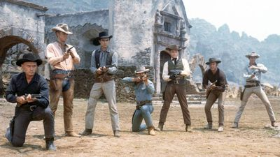 14. The Magnificent Seven