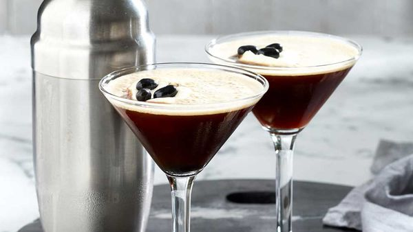 Jelly Belly love is in the air espresso martini