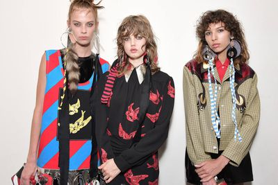 <p>Forget leopard print and snakeskin, fashion has gone and changed its spots, with animal motifs - not prints - now ruling the runways.</p>