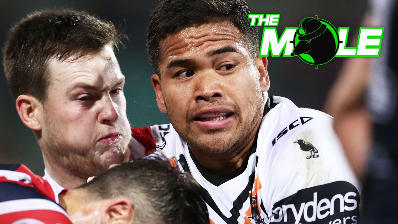 The Mole: Frustrated Test star wants out of club, Manly to re-sign Brad Parker