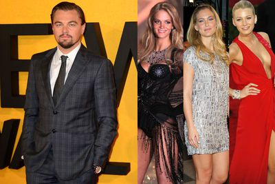 """""""Leonardo DiCaprio is so picky and he only likes blondes! My advice would be to switch to brunettes and get married already. He doesn't know what he is missing out on! I think he's just practising on the blondes but he will eventually marry a brunette..."""" <br/><br/>"""