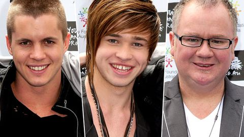 Andrew, Johnny or Reece: Who should win The X Factor?