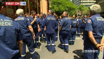 Sydney hospital workers facing aggression from violent patients