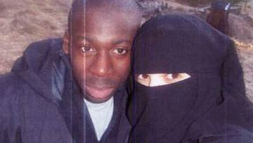 Amedy Coulibaly and Hayat Boumeddiene in 2010. (Le Monde)