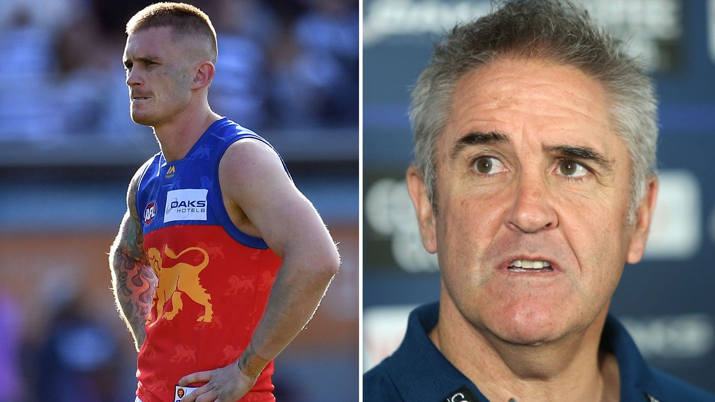"""AFL: Chris Fagan """"puzzled"""" by Dayne Beams exit rumours"""