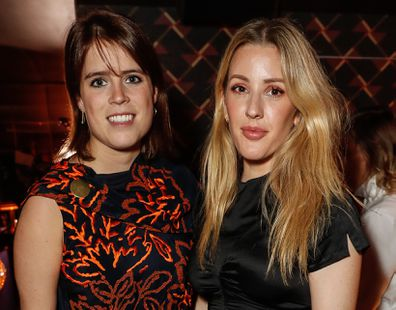 Princess Eugenie and Ellie Goulding attend during Leo's At The Arts Club - Launch Party on October 9, 2017 in London.