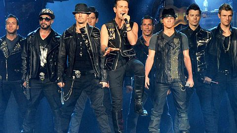 Glee's next target: New Kids on the Block and the Backstreet Boys?