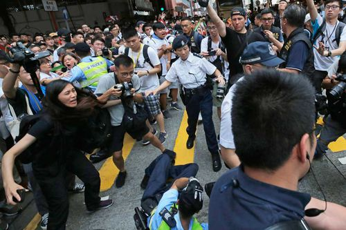 Hong Kong media say controversial extradition bill may be suspended