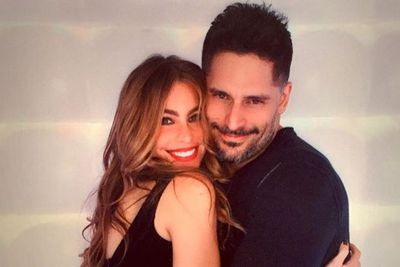 @sophiavergara: Happy happy bday to my love and best friend to the one that makes me laugh like crazy! have a healthy wonderfull year babe!!!@joemanganiello
