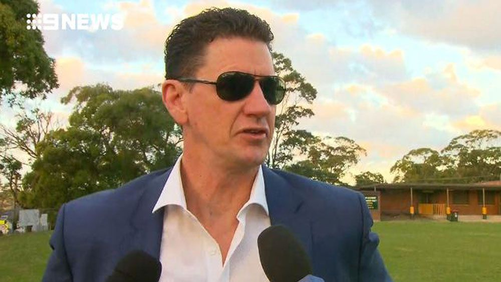 Former Cronulla Sharks chairman Damian Keogh breaks his silence over drug bust