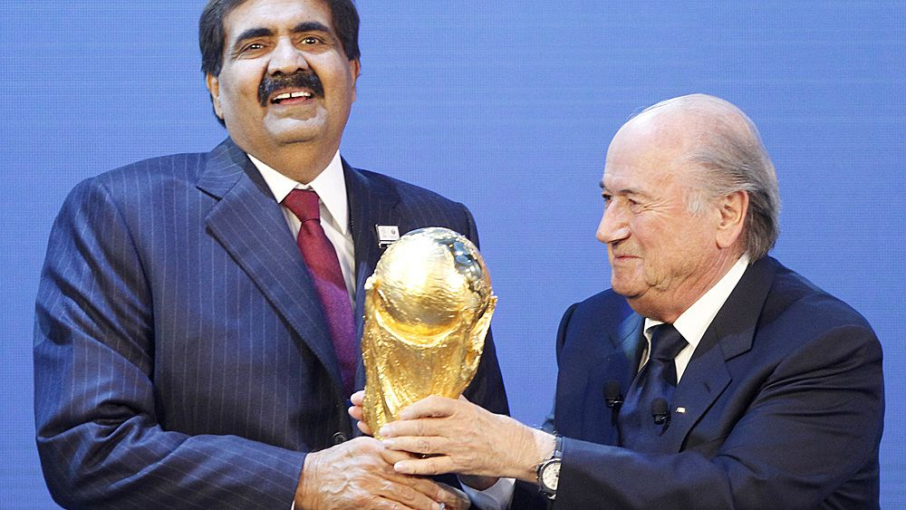 Football: Qatar had up to $20m for 2022 World Cup bribes says Colombian official