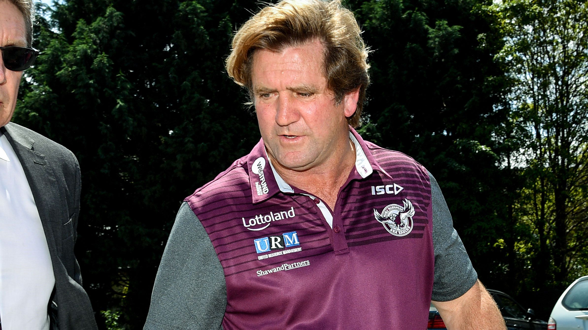 Barrett agrees to stay away from Manly