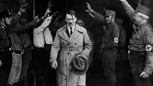 Hitler aimed to make Nazi Germany a nuclear power.