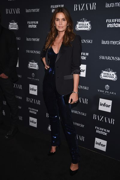 Cindy Crawford's daughter Kaia Gerber has just turned 16 and graduated from advertising campaigns to the runway.